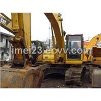 Used excavator-Komatsu PC200