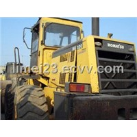 Used wheel loader-Komatsu WA320