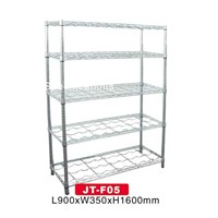 Wire Shelving (JT-F05)
