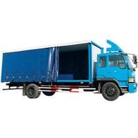 Corrugation Plate Van-Vehicle (YP-3002)
