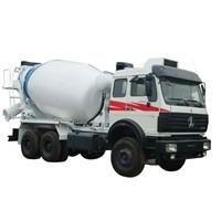 YP-5000 cement MIXER VEHICLE