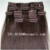 Clip in on Hair Extension
