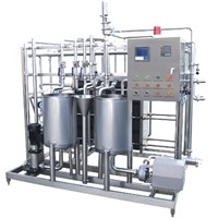 Condiment Flash Pasteurizer