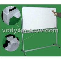 double white board with stand