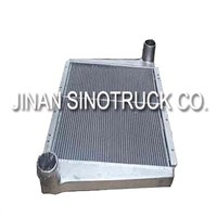 howo Truck Parts INTERCOOLER