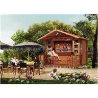Log Cabin Home (HB009)