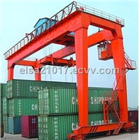 40ton Type-Mounted Container Gantry Cranes
