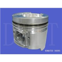 Piston Compatible with Komatsu Series (S6D95)