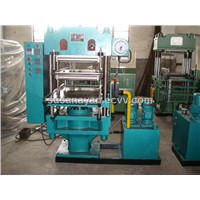 Platen Vulcanizing Press