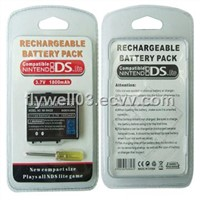 Rechargeable Battery Pack for NDS