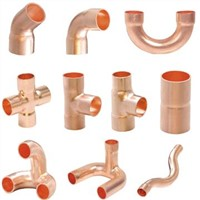Refrigeration Copper Fitting