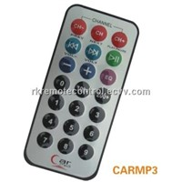 Remote Control for Car Audio
