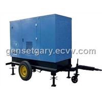 trailer-style diesel gensets(25-275kva)