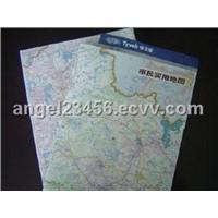 Tyvek Map