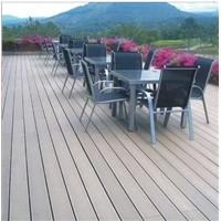 Wood Plastic Composite Floor