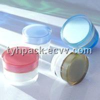 Plastic Round Cream Jar - KC Series