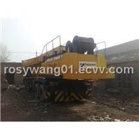 120 ton used crane