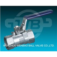 1pc Ball Valves with Lock