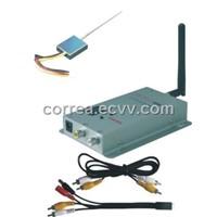 2.4GHz 10mW wireless AV transmitter
