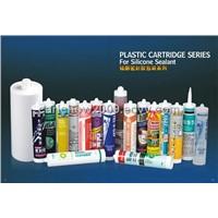 Plastic Silicone Cartridge-300ml