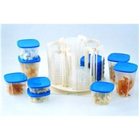 49pcs Food Container