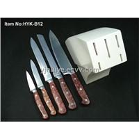 Kitchen Knife Set-5 Pcs