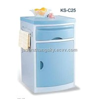 ABS bed side locker