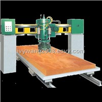 Artificial quartz stone polishing machine