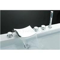 Bathtub Waterfall Faucet (Y-8009)