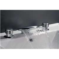 Bathtub Waterfall Faucet (Y-8017)