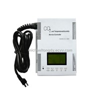 Co2 Temperature Humidity Multiple Controller for Greenhouse