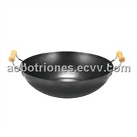 Carbon Steel Non-Stick Wok