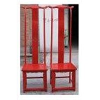 Chinese Antique High Chair (080127)