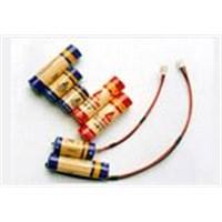 Cylindrical Li/SOCl2 Battery