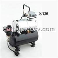 Airbrush Compressor (DU136)