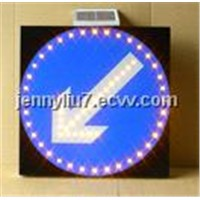 Solar Traffic Light (EL-ST02)