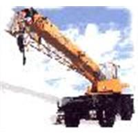Hydraulic Tyre Crane (MFC0013-QLY25)