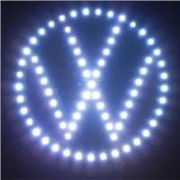Led car logo light-Volkswagen logo Effect chart