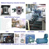 Meidum Frequency Induction Furnaces
