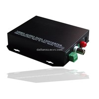 Audio / Data Fiber Transmitter And Receiver (DLX-DVOP01)