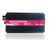 Mobile Inverter with or without Charger (AMI-1200C)