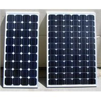 Monocrystalline Silicon Panels