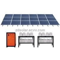 Off-Grid Solar Power System