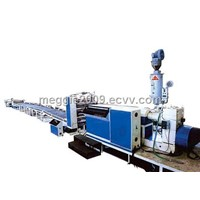 plastic thick plates(sheets) extruded production line