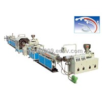 PVC Fiber Soft Pipe Extrusion Line