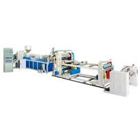 Plastic Sheet Extruder (WJP-900-105)