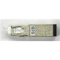 SC/UPC SM Plug Type Attenuator