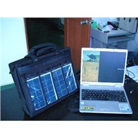 Solar Charging Notebook Package