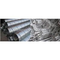 Spiral Concrete Corrugated Post Tension Tube / Corrugated Pipe Tube