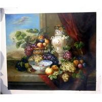 Still Life Oil Painting (Jw0015)